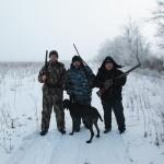 Требования к коллективной охоте